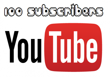 جلب 100 مشترك حقيقي لقناتك باليوتوب