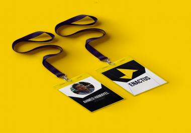 تصميم هوية بصرية احترافية لعلامتك التجارية