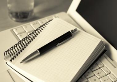 تأليف القصص والروايات والخواطر والاشعار