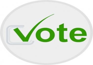 300 تصويت على استفتاءاتك بتويتر