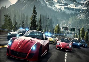 كود سورس Speed Racing مع الادموب