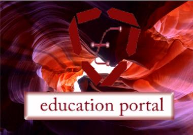 أعلن على مواقع شبكة بوابة التعليم