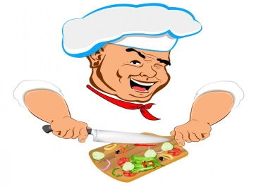 سوف اقوم بتقديم وصفات الاكلة الغذائية التى تريدها