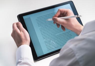 كتابة مقالات و بحوث باللغة الانجليزية