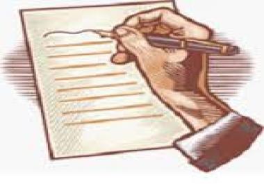 سوف أقوم بكتابة مقالات أو موضوعات في اي مجال تريده