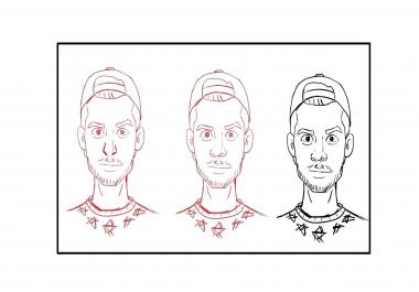 تصميم الشخصيات الكارتونية و الاضافات الخاصة بالجرافيك