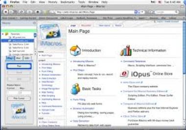 اعمل لك كود i macros لاى موقع لزيادة اى حاجة يوتويب او تويتر او فيس بوك او حتى جوجل بلس