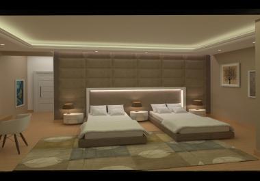 تصميم 3d لمنزلك