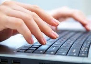 كتابة مقالات باللغة العربية فى مختلف المجالات