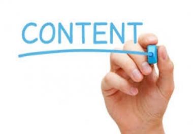 سأقوم بكتابة محتوى إبداعي لموقعك