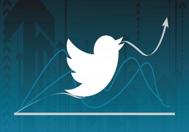 500 متابع حقيقي خليجي متفاعل  تويتر