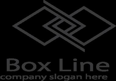 تصميم شعار Logo Monoline لموقعك ومدونتك وشركتك