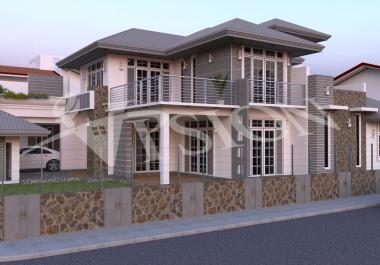 تصميم 3d لمنزل
