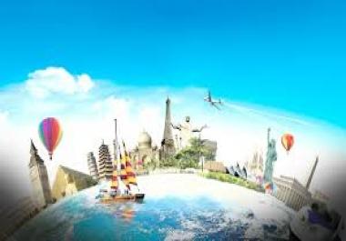 بتنظيم رحلتك السياحية الى اي دولة بالعالم