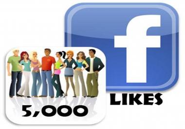 اضافة اكثر من 5000 معجب حقيقى لصفحتك فى الفيس بوك