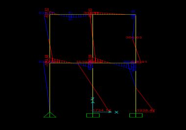 تصميم رسم في برنامج الاتوكاد وبرنامج  ساب