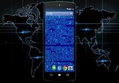 ساقوم بانشاء تطبيق يضم كافة مواضيع خدمات واختراق الفيس بوك