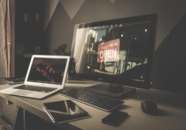 تصميم موقع احترافى يناسب مشروعك وفكرتك