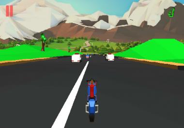 برمجة لعبة أندرويد بسيطة 3D   2D