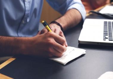 كتابة مقال