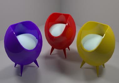 تصميم ثلاثي الابعاد 3d لاي شئ