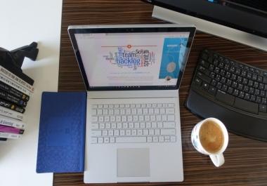 كتابة و تفريغ اي ملف صوتي او فيديو بأقل وقت
