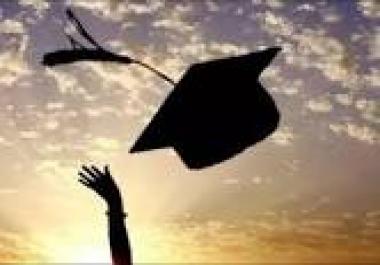 الابحاث التجارية والقانونية الخاصة بطلاتب الجامعات