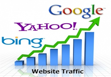 أرسل لك 15000 زائر لموقعك أو مدونتك
