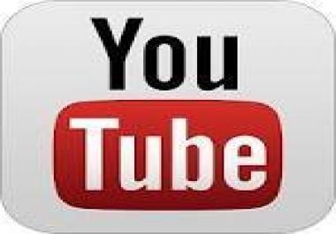 سأمحك قناة جديدة بها 50 مشترك يشاهدون فيديوهاتك و يعملو لايكات عليها لمدة 20يوم