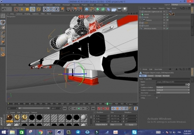 مصميم انترو احترافية 3D 2D لوجو عرض خاص ب 3$