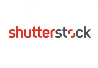 اجلب لك اي صورة بدون حقوق من موقع shutterstock