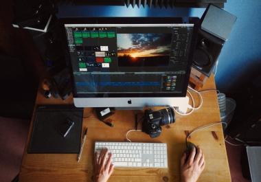 عمل مونتاج احترافي للفيديو الخاص بك علي اليوتيوب
