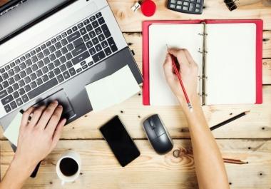 كتابة المقالات الحصرية والسيو