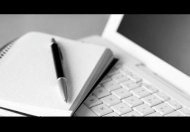 تحرير النصوص والتدقيق اللغوي بالعربي والانجليزي والفرنسي