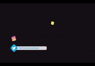 تصميم فيديو دعائي إحترافي لشبكات التواصل الإجتماعي