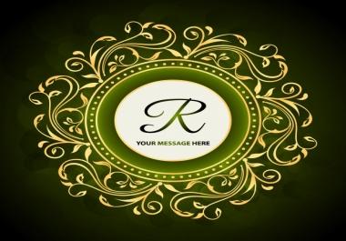 تصميم شعار فريد من نوعه