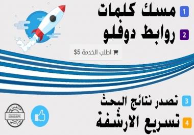 اعلان رابط نصى فى مركز رفع الملفات لمدة شهر