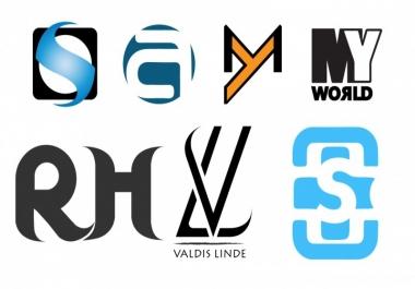 تصميم شعار حسب طلبك واختيارك بدقة عالية بنظام  Vector