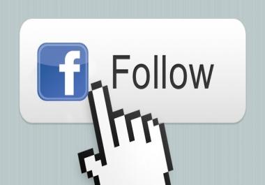تزويد 3000 متابع للفيس بوك
