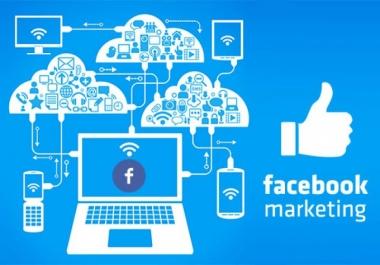 ادارة صفحات و جروبات علي الفيس بوك