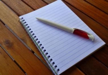 سأكتب لك 5 مقالات حصرية ومتميزة بأسلوب ممتع ب 5 $ فقط