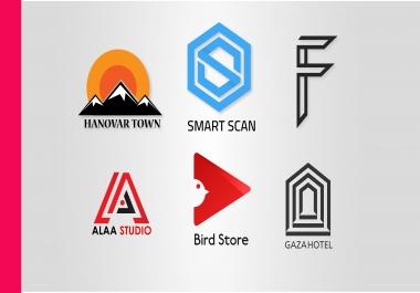 تصميم شعار راقي وبجودة عالية في وقت قياسي