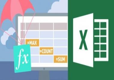 تنفيذ معادلات الإكسيل بإحتراف مهما كانت معقده