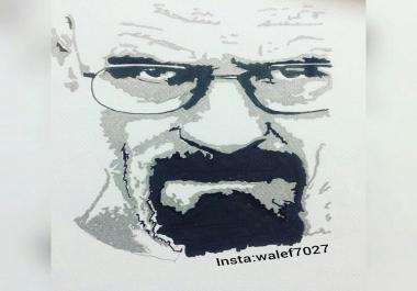 رسام بوب ارت