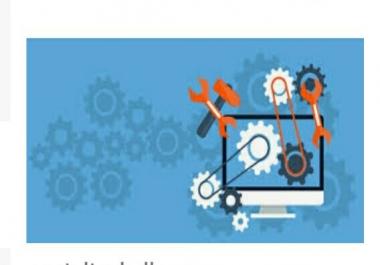 المساعدة لمشاكل الكمبيوتر والموبايلات واقتراح حلول للمشاكل الرتي يصادفها الناس في عملهم