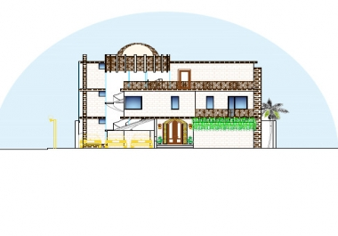 تصاميم معمارية داخلية وخارجية
