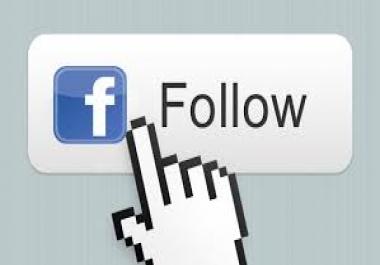 زيادة عدد المتابعين علي الفيسبوك 5 الاف متابع