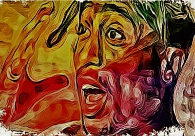تحويل صورتك الشخصية الي لوحة فنية رائعه