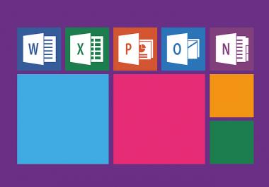 كتابة 3000 كلمة من ملفات pdf or scanner