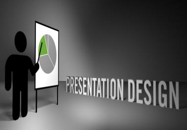 تصميم عروض تقديمية بوربوينت احترافية حسب طلبات الزبائن وكذلك تصميم اسطوانات تشغيلية احترافية